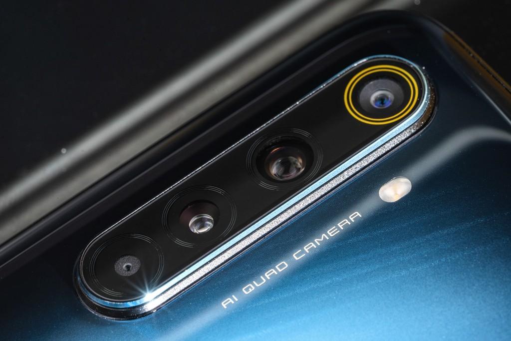Trên tay Realme 6 Pro: mặt lưng ấn tượng, camera selfie kép, giá 8 triệu ảnh 8