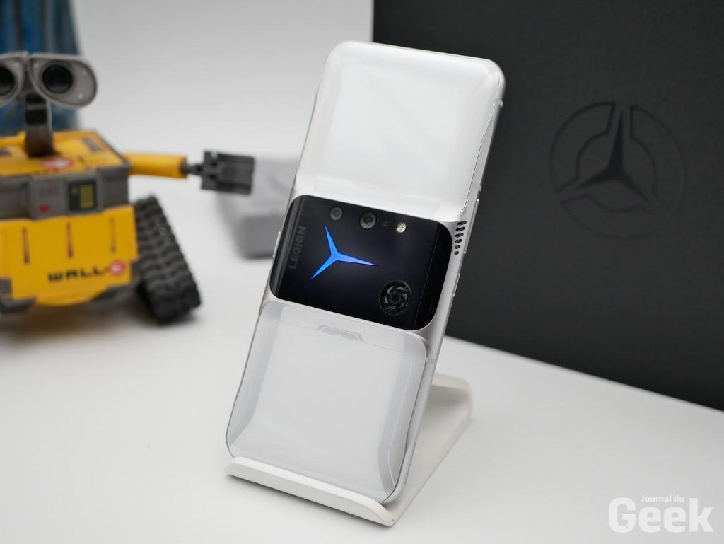 Lenovo Legion Phone Duel 2 ra mắt: 2 quạt tản nhiệt, RAM 18GB, giá từ 565 USD ảnh 1