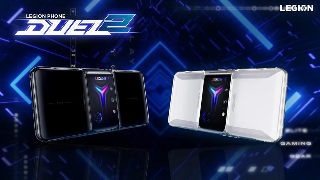 Lenovo Legion Phone Duel 2 ra mắt: 2 quạt tản nhiệt, RAM 18GB, giá từ 565 USD ảnh 2