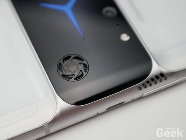Lenovo Legion Phone Duel 2 ra mắt: 2 quạt tản nhiệt, RAM 18GB, giá từ 565 USD ảnh 8