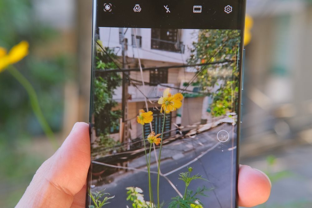 Huawei P40 Pro: Camera thông minh... hơi quá!