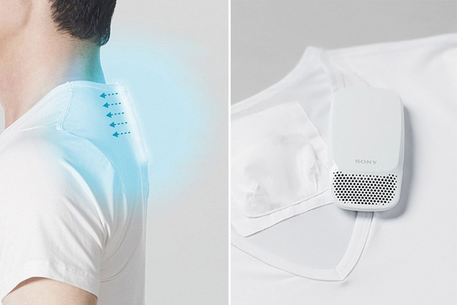 Sony ra mắt điều hòa bỏ túi, giảm 5 độ C so với nhiệt độ thông thường - 2