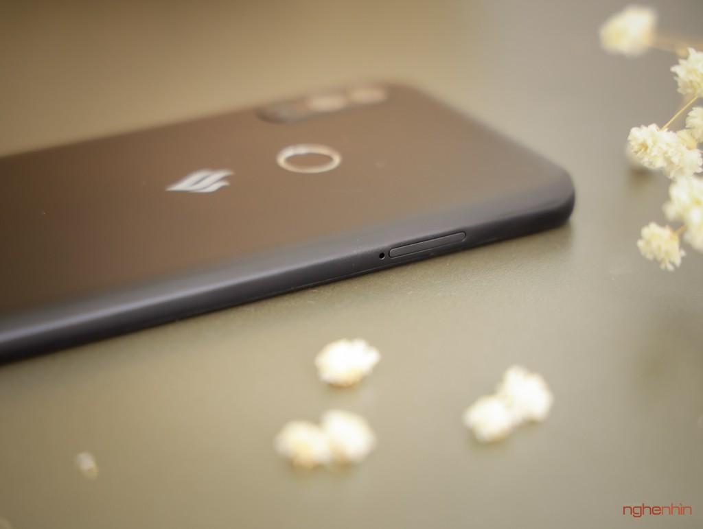 Trên tay Vsmart Star 4: giữ dáng, nâng cấp cấu hình, giá 2,5 triệu ảnh 10