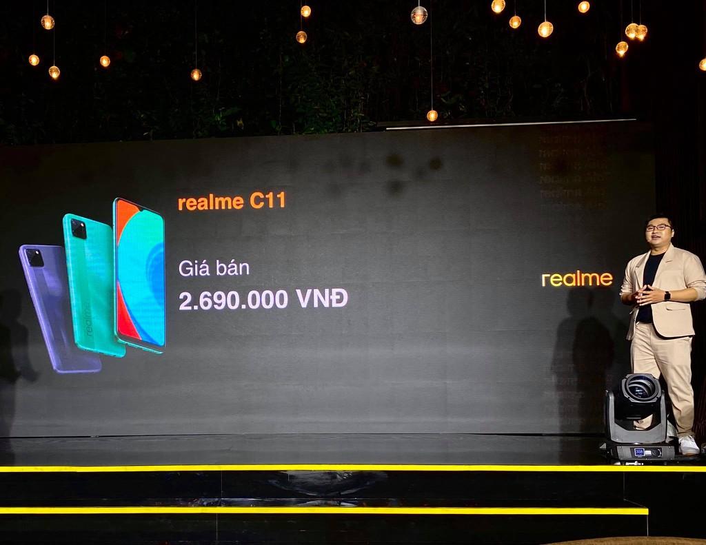 Realme giới thiệu hệ sinh thái sản phẩm AIoT và công bố giá bán Realme C11 chỉ 2,7 triệu ảnh 12