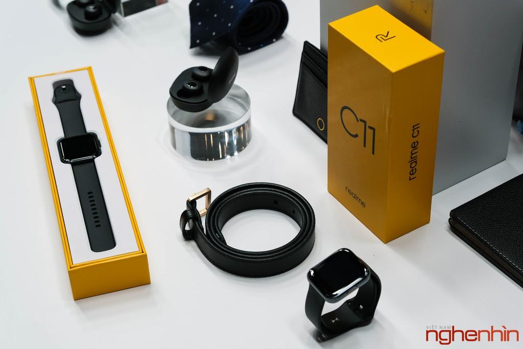 Realme giới thiệu hệ sinh thái sản phẩm AIoT và công bố giá bán Realme C11 chỉ 2,7 triệu ảnh 9