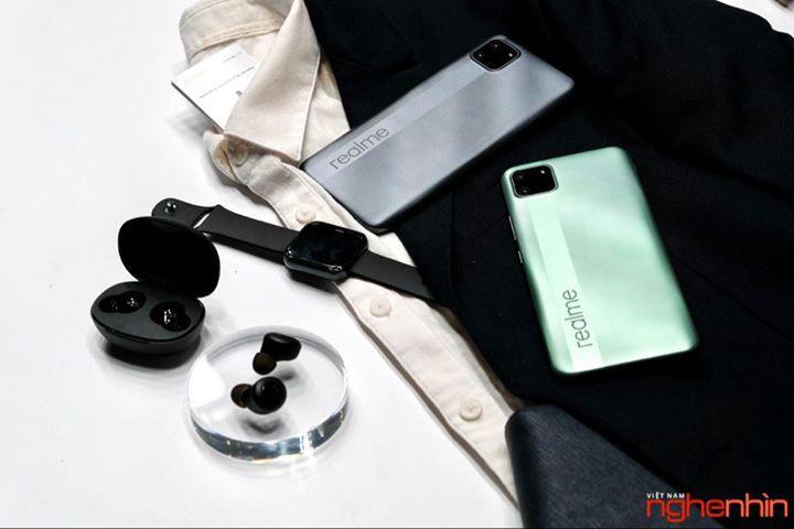 Realme giới thiệu hệ sinh thái sản phẩm AIoT và công bố giá bán Realme C11 chỉ 2,7 triệu ảnh 10