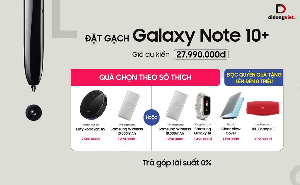 Khách dùng Galaxy Note 8, Note 9 tiết kiệm đến hơn 13 triệu khi lên đời Galaxy Note 10/10+  ảnh 4