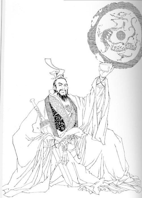 Hán Cao Tổ Lưu Bang (256 TCN – 195 TCN)