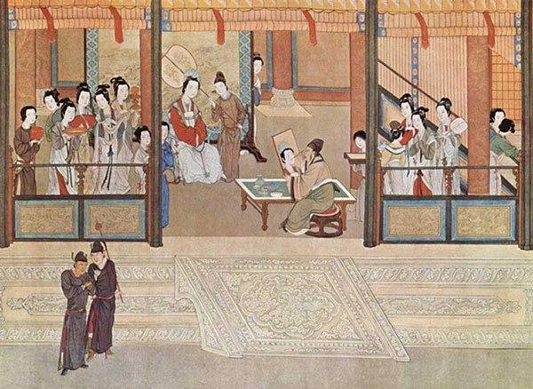 Vị Ương là cung điện lớn nhất và nguy nga nhất trong lịch sử Trung Quốc