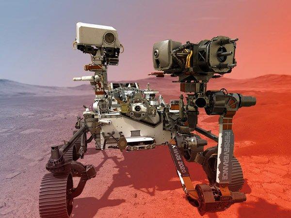 Tàu thăm dò sao Hỏa 2020 Perseverance của NASA