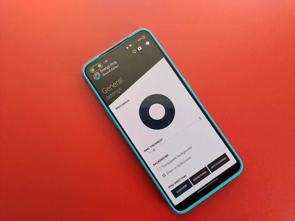 """Energy Ring: Ứng dụng """"trang điểm"""" cho camera selfie thú vị, nhiều tiện ích ảnh 2"""