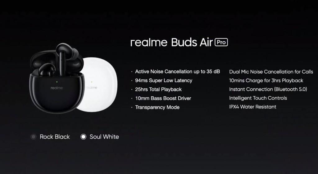 Realme ra mắt loạt sản phẩm đẹp và rẻ mới: smartphone, TV, tai nghe...và hơn thế nữa ảnh 12