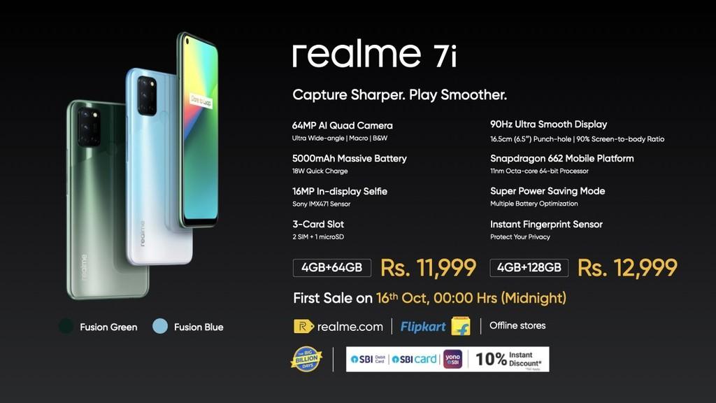 Realme ra mắt loạt sản phẩm đẹp và rẻ mới: smartphone, TV, tai nghe...và hơn thế nữa ảnh 5