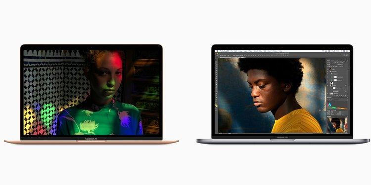 Những khác biệt quan trọng giữa MacBook Air 2018 và MacBook Pro
