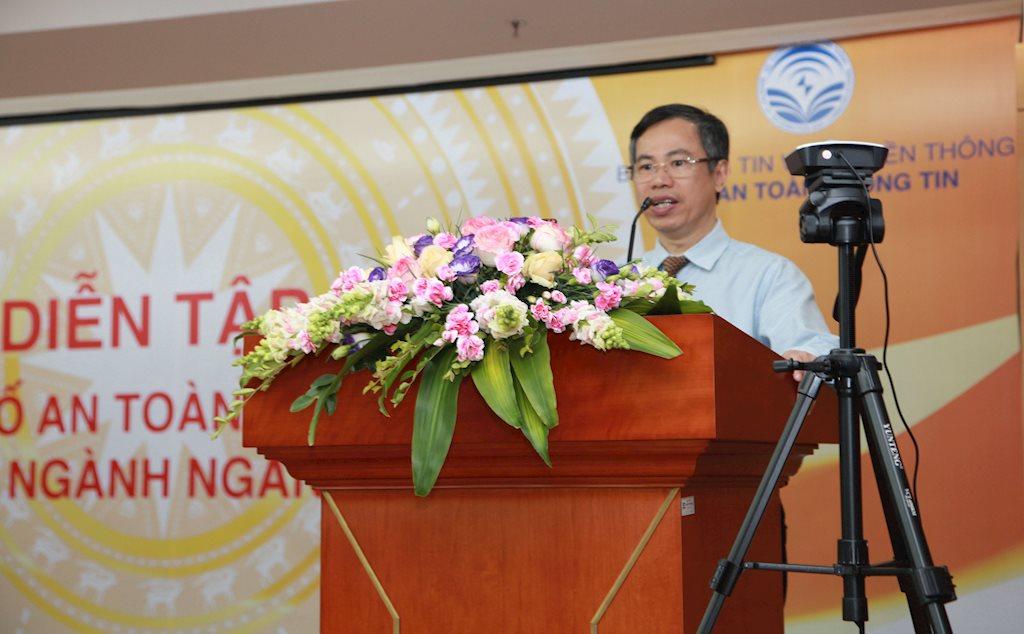 Diễn tập thực chiến an toàn thông tin mạng trong lĩnh vực tài chính, ngân hàng | 38 ngân hàng Việt Nam diễn tập thực chiến chủ động tìm kiếm, phát hiện sớm tấn công APT