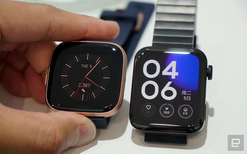 Xiaomi lại tiếp tục kế hoạch Redmi Watch giá rẻ ảnh 1