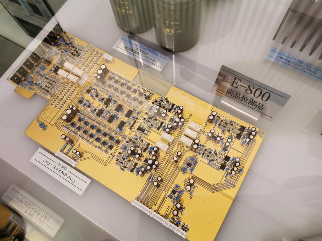 Ảnh thực tế đầu tiên của E-800, ampli Class A kỷ niện 50 năm được fan Accuphase mong chờ từng ngày ảnh 3