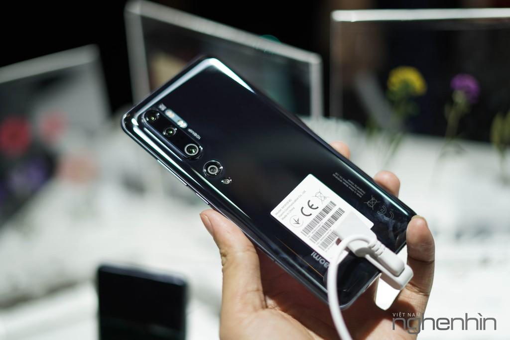 Xiaomi giới thiệu Mi Note 10 và Mi Note 10 Pro tại Việt Nam giá từ 12,9 triệu ảnh 2