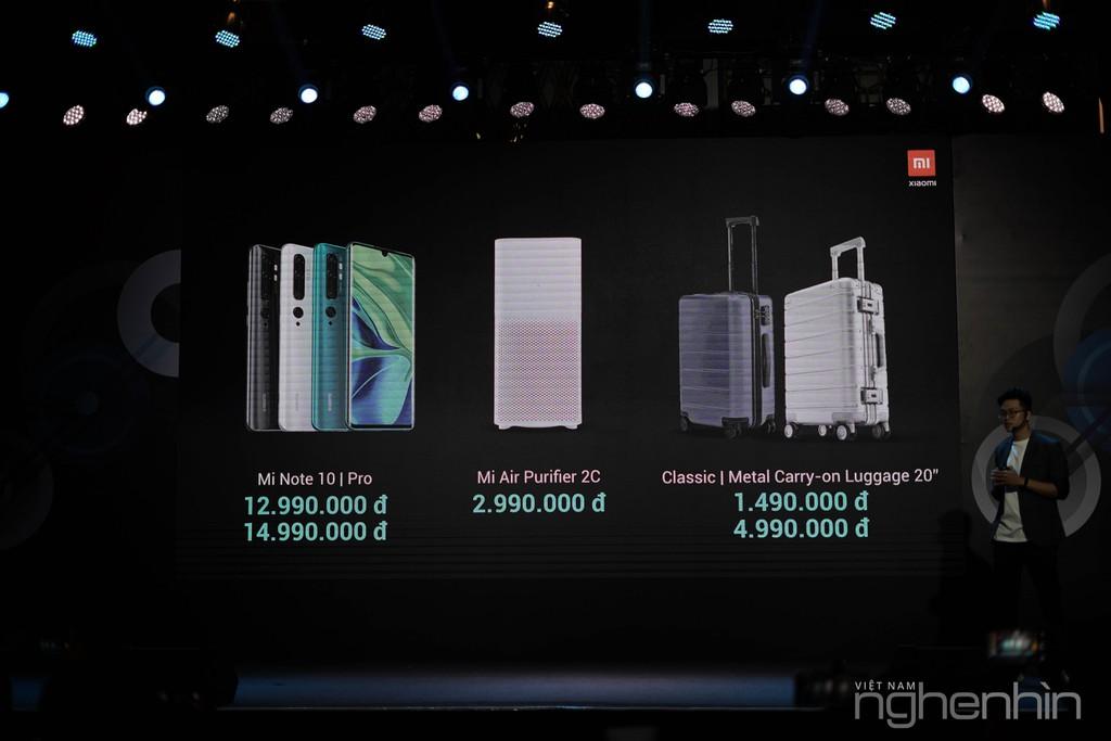 Xiaomi giới thiệu Mi Note 10 và Mi Note 10 Pro tại Việt Nam giá từ 12,9 triệu ảnh 12