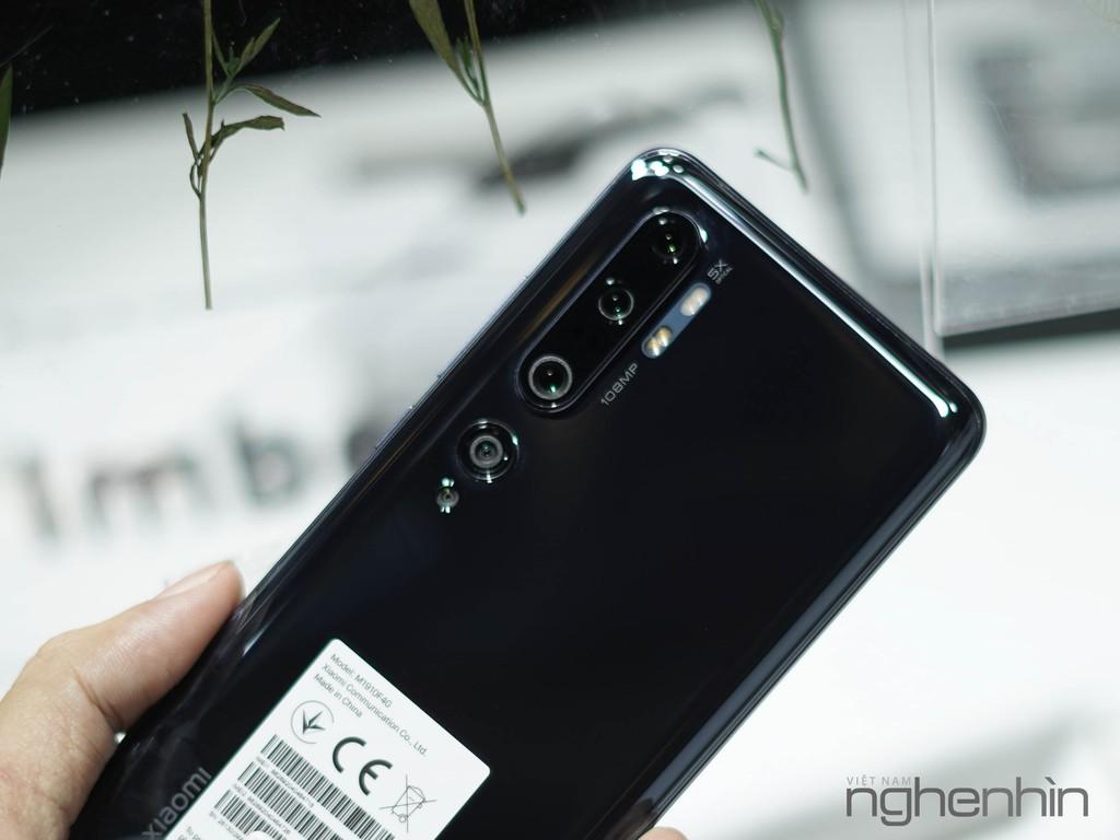 Xiaomi giới thiệu Mi Note 10 và Mi Note 10 Pro tại Việt Nam giá từ 12,9 triệu ảnh 3