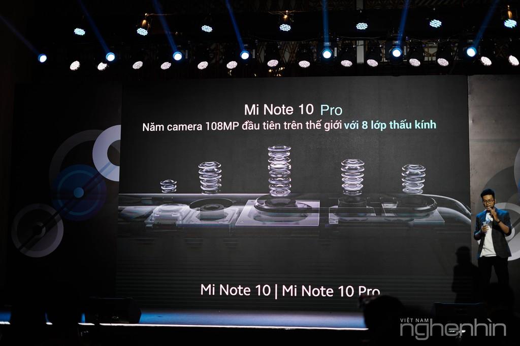 Xiaomi giới thiệu Mi Note 10 và Mi Note 10 Pro tại Việt Nam giá từ 12,9 triệu ảnh 4
