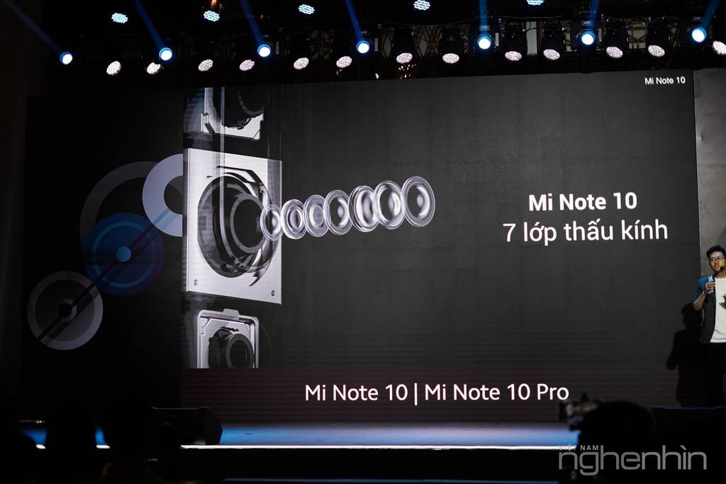 Xiaomi giới thiệu Mi Note 10 và Mi Note 10 Pro tại Việt Nam giá từ 12,9 triệu ảnh 5