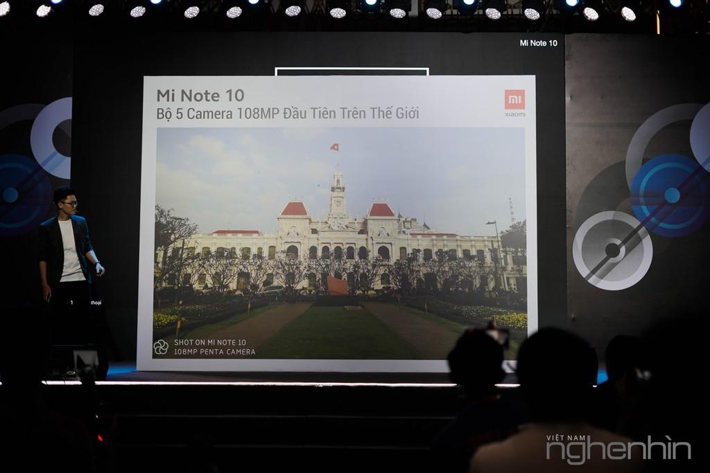 Xiaomi giới thiệu Mi Note 10 và Mi Note 10 Pro tại Việt Nam giá từ 12,9 triệu ảnh 6