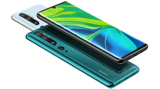 Xiaomi mang điện thoại cao cấp mới nhất Mi Note 10 đến Việt Nam