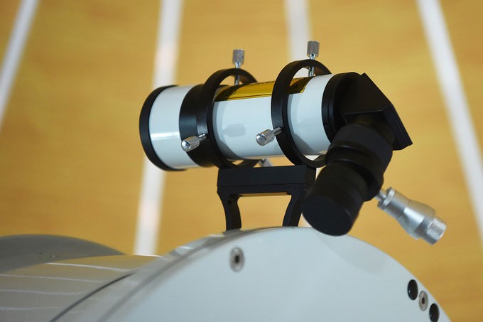 Đây là ống ngắm quan sát được ở góc rộng giúp người xem định hình đối tượng ngắm