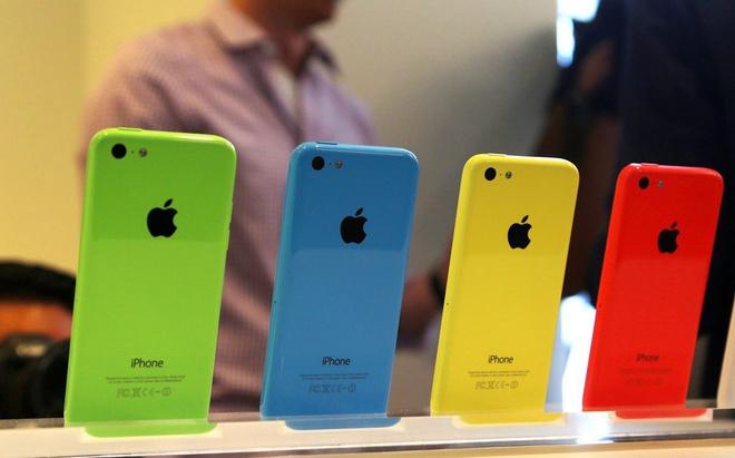 iPhone 5C hang bai o at ve Viet Nam can Tet, gia tu 700.000 dong hinh anh 2 iphone_5c.jpg
