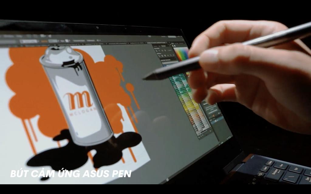 Editors Choice Awards 2020: Laptop cao cấp của năm - Asus ZenBook Flip S ảnh 3