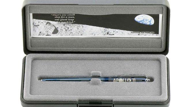 Space Pen - công nghệ bút không gian của NASA đã hơn 50 tuổi nhưng vẫn chạy tốt