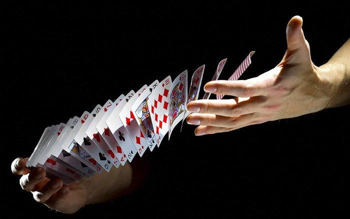 Khả năng quan trọng nhất trong ảo thuật chính là khả năng thu hút sự chú ý.