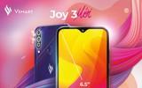 Vsmart Joy 3 ra mắt: Snapdragon 632, pin 5.000 mAh, 3 camera, giá từ 1,99 triệu đồng