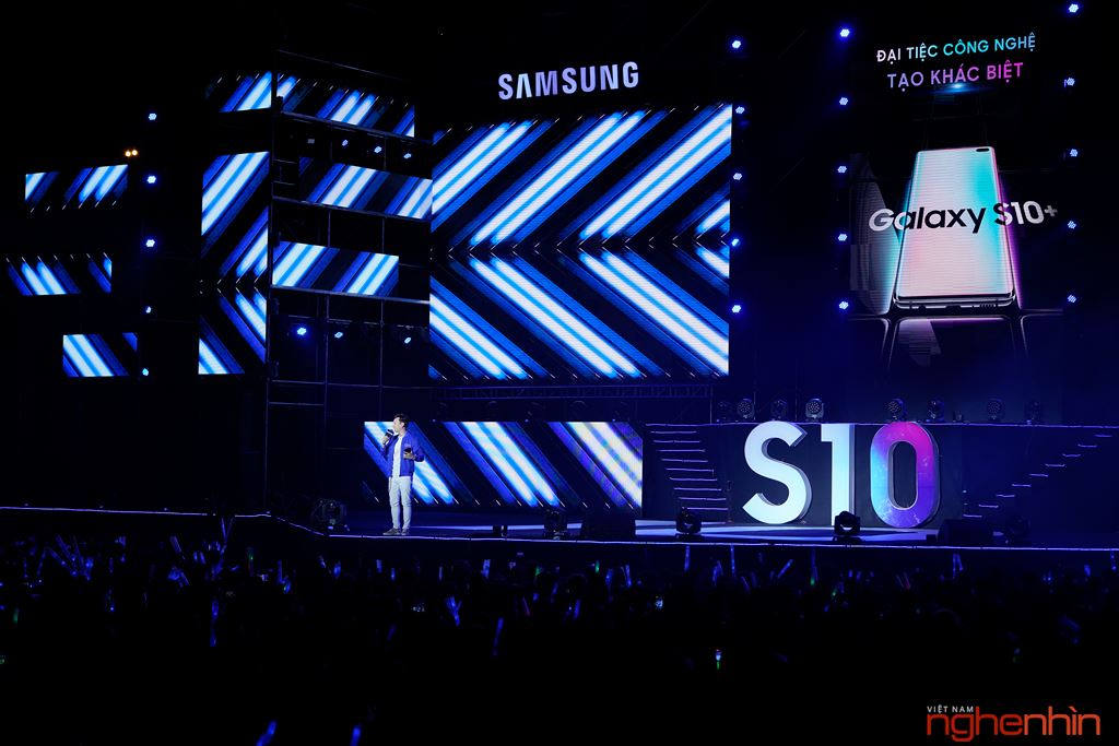 Những dấu ấn khó quên tại đại nhạc hội công nghệ chào đón Galaxy S10 ảnh 1
