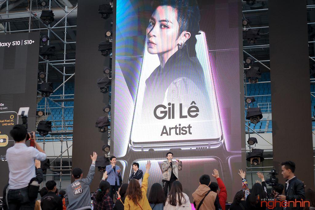 Những dấu ấn khó quên tại đại nhạc hội công nghệ chào đón Galaxy S10 ảnh 12