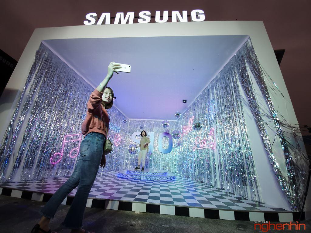 Những dấu ấn khó quên tại đại nhạc hội công nghệ chào đón Galaxy S10 ảnh 7
