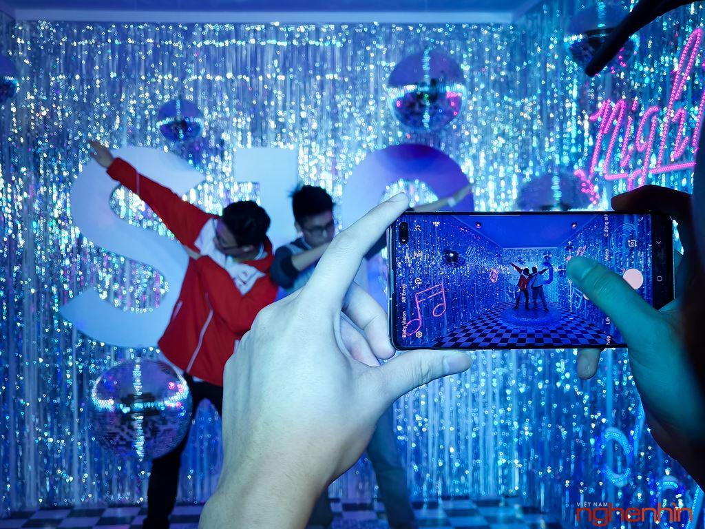 Những dấu ấn khó quên tại đại nhạc hội công nghệ chào đón Galaxy S10 ảnh 8