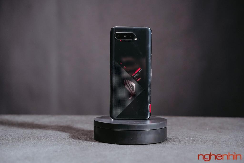 Trên tay ASUS ROG Phone 5 tại Việt Nam: nhiều thay đổi  ảnh 1