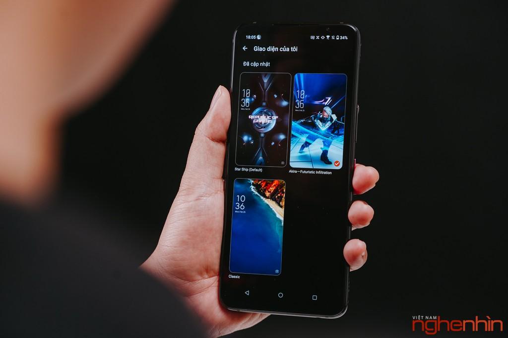 Trên tay ASUS ROG Phone 5 tại Việt Nam: nhiều thay đổi  ảnh 11
