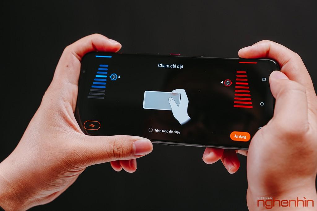 Trên tay ASUS ROG Phone 5 tại Việt Nam: nhiều thay đổi  ảnh 13
