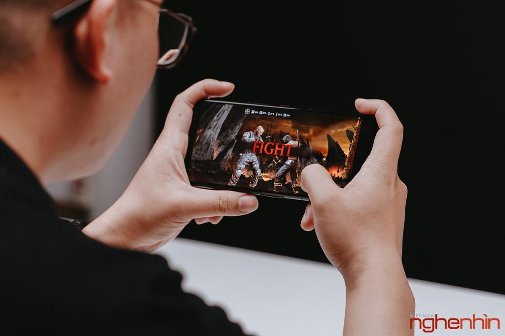 Trên tay ASUS ROG Phone 5 tại Việt Nam: nhiều thay đổi  ảnh 16