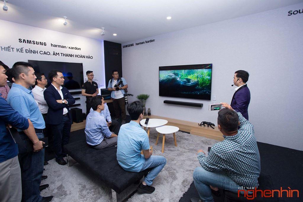 Samsung giới thiệu TV QLED 8K đầu tiên tại Việt Nam: hiển thị tuyệt vời, giá ngang một căn hộ ảnh 20
