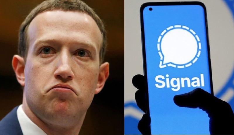 Mark Zuckerberg bi phat hien dung san pham cua doi thu