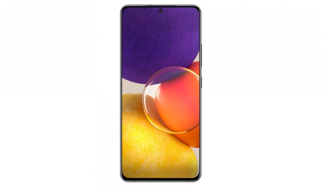 Samsung Galaxy Quantum2/ Galaxy A82 lộ rò rỉ chi tiết ảnh 5