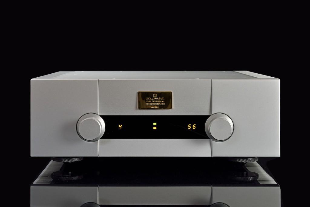 Goldmund Telos 590 NextGen II - Sức mạnh, sự vững chắc và mật độ âm sắc ở mức không tưởng ảnh 3