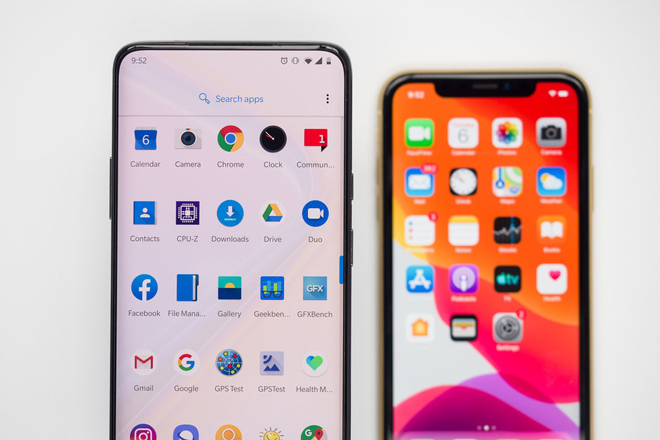 so sanh nhanh oneplus 7 pro va iphone xr hinh anh 13