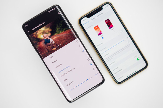 so sanh nhanh oneplus 7 pro va iphone xr hinh anh 3