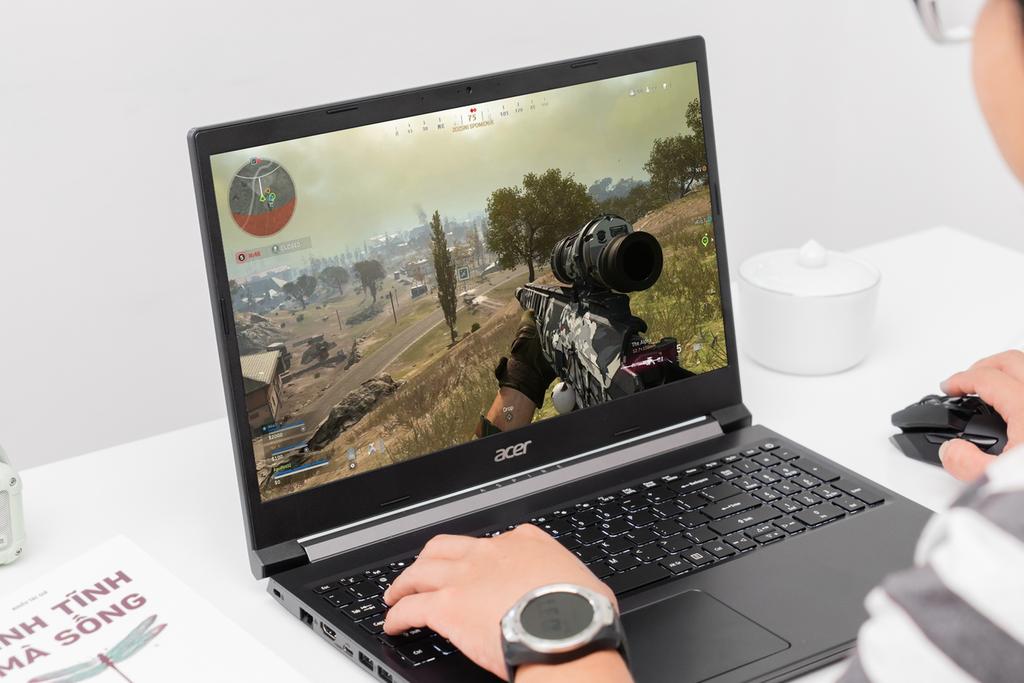Acer ra mắt laptop gaming Aspire 7 mới: cấu hình và tản nhiệt bậc nhất trong phân khúc ảnh 1