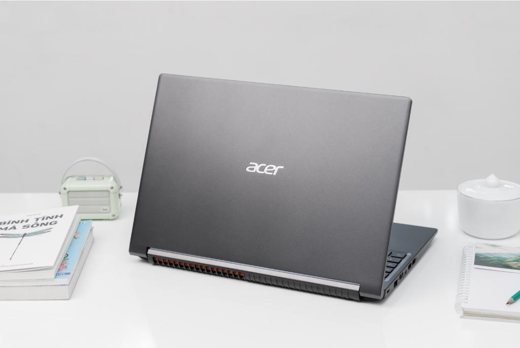 Acer ra mắt laptop gaming Aspire 7 mới: cấu hình và tản nhiệt bậc nhất trong phân khúc ảnh 3